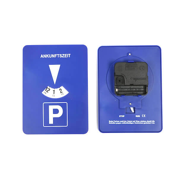 automatic parking disc