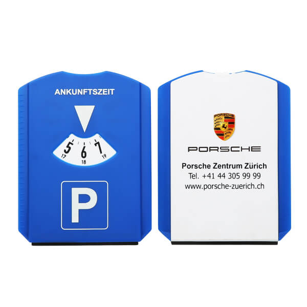 parking disc germany