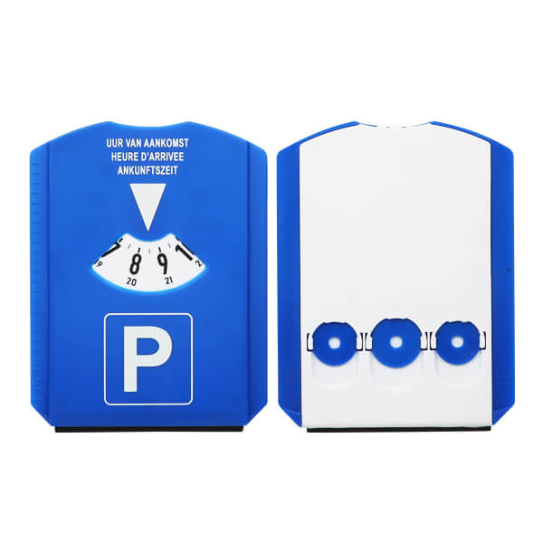 parking timer with trolley coin
