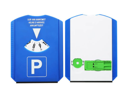 Cheap custom plastic parking timer