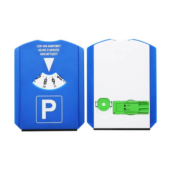 plastic parking timer