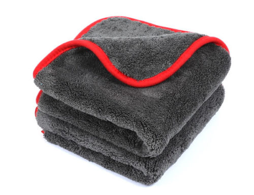 Car detailing 1200gsm microfiber drying towel