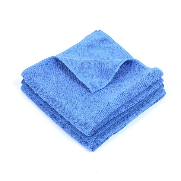 blue cheap microfiber towels