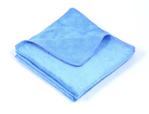 Cheap microfiber terry towel car wash