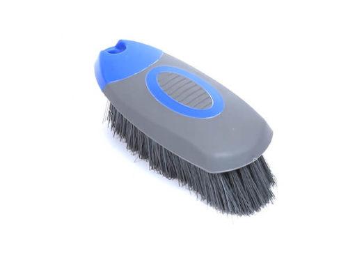 Easy grip car carpet brush