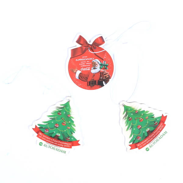 christmas tree air freshener