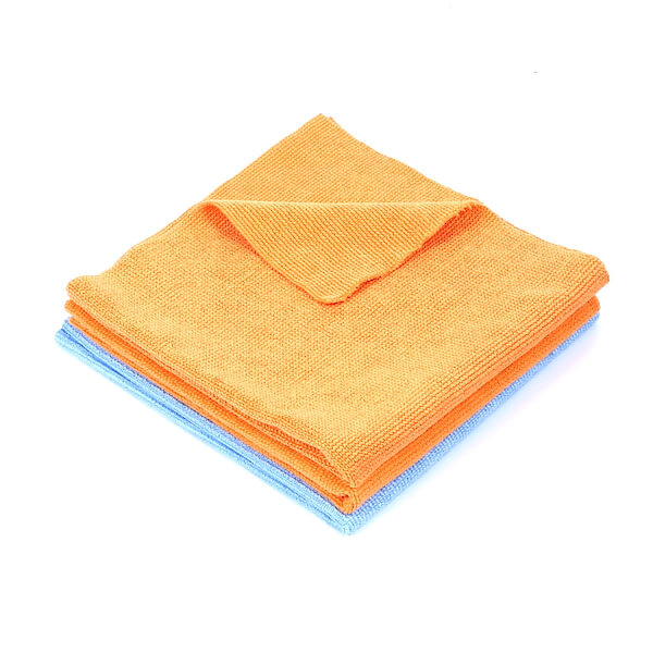 edgeless 16x16 microfiber towel
