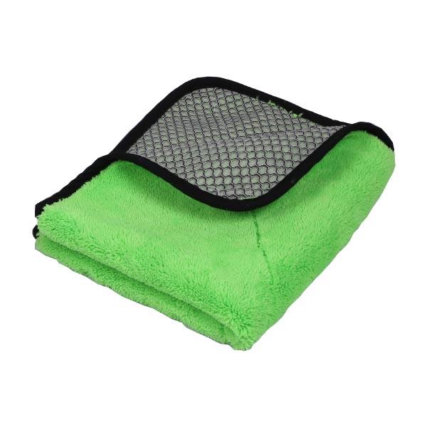 mesh microfiber bug towel