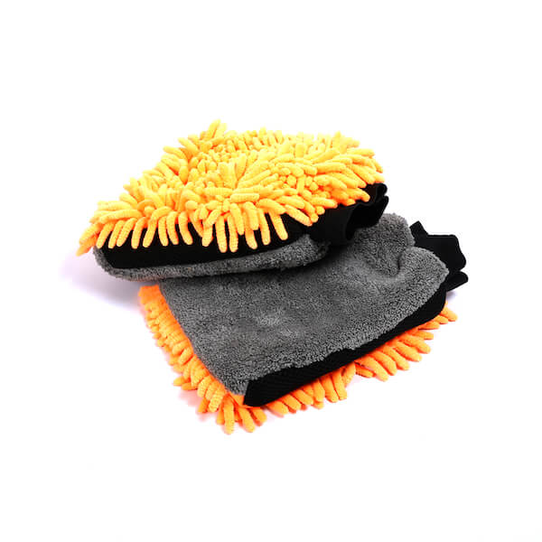 Premium microfiber waterproof car wash mitt