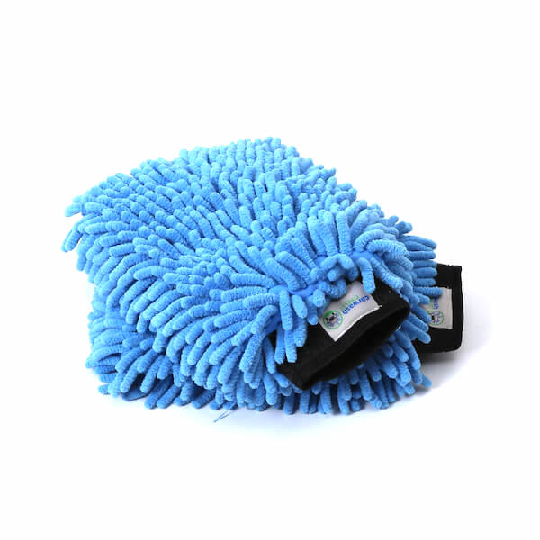 Ultimate microfiber noodle wash mitt