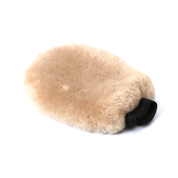 eurow sheepskin wash mitt