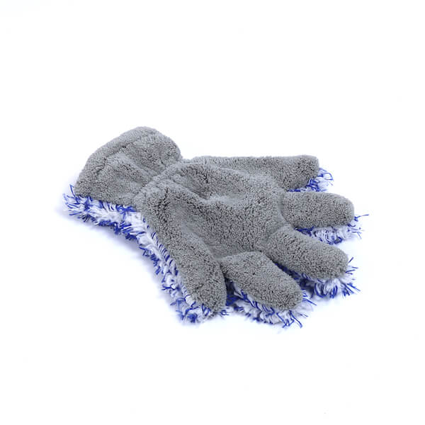 five finger cyclone car wash mitt