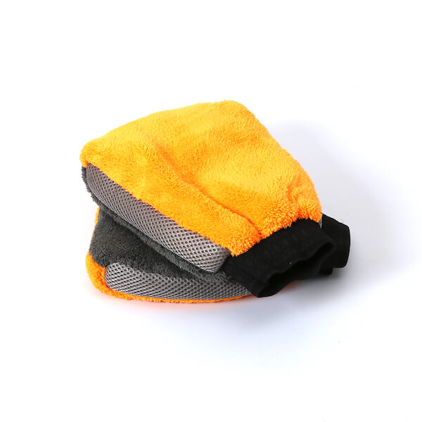 waterproof microfiber car wash glove
