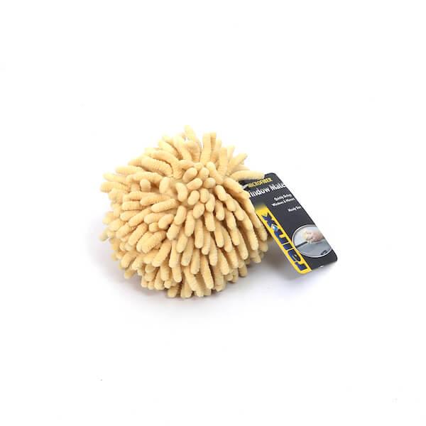 Microfiber rain-x defogger sponge