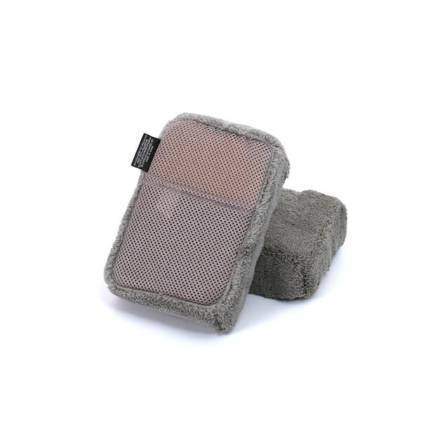 Car wash microfiber sponge