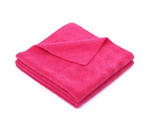 300gsm edgeless microfiber cloth