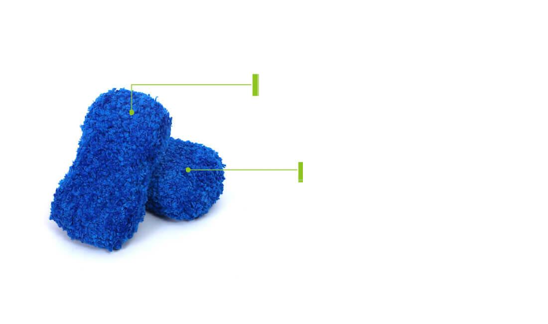 chenille car sponge