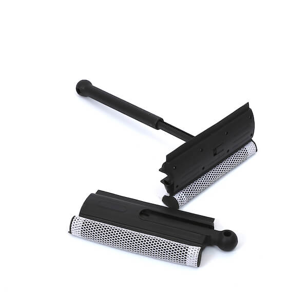 compact folding window squeegee