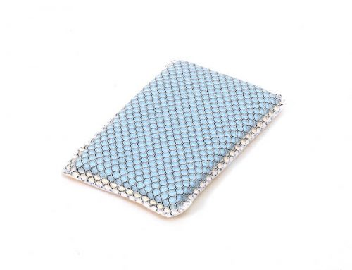 Double action cleaning pad
