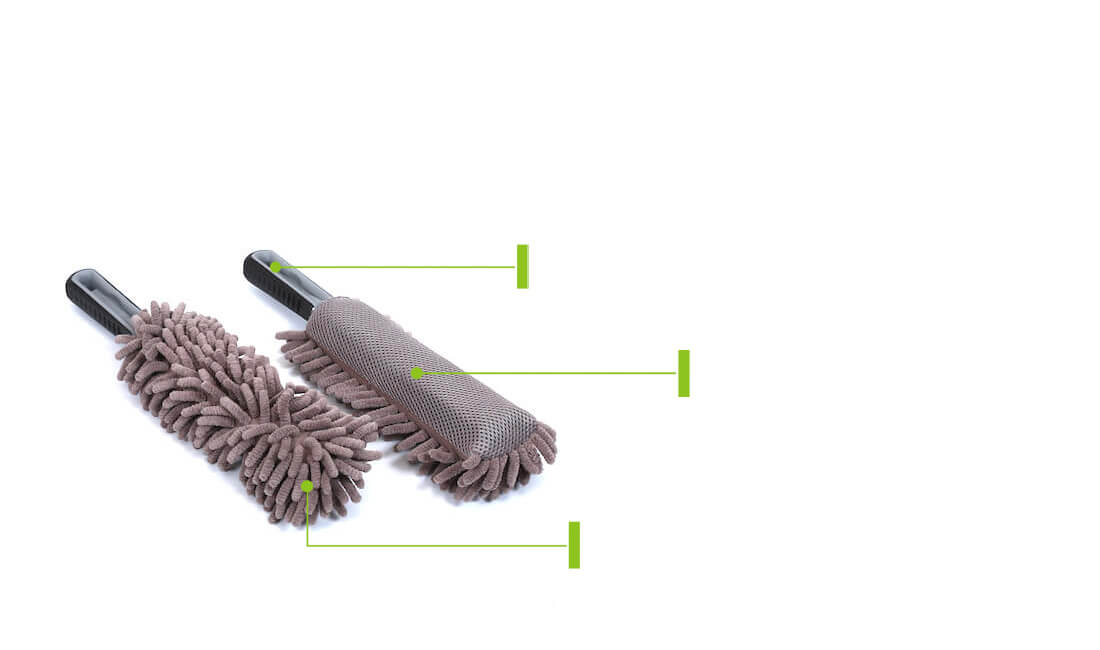 ultimate microfiber duster for car