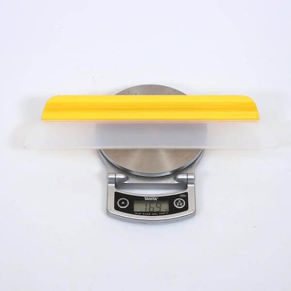 silicone hydro glide water blade
