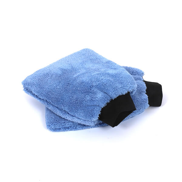 long pile microfiber car wash mitt