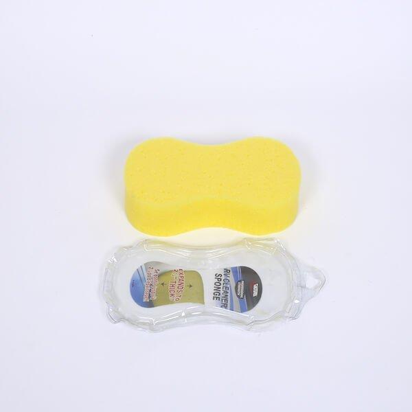 vacuum packed expending jumbo sponge