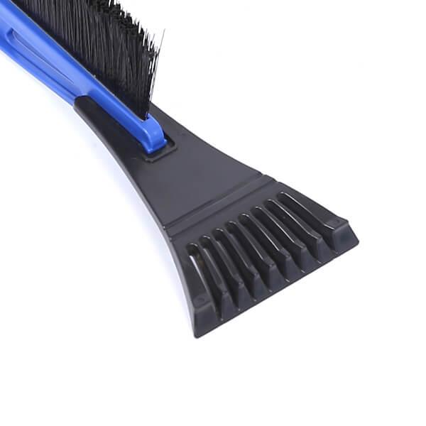 2 in 1 ice scraper brush