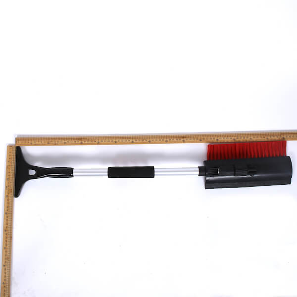 Telescoping Snow Brush and Ice Scraper
