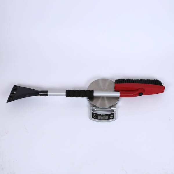 auto ice scraper snow brush
