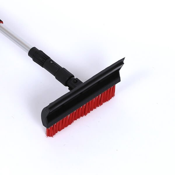 snow brush with squeegee