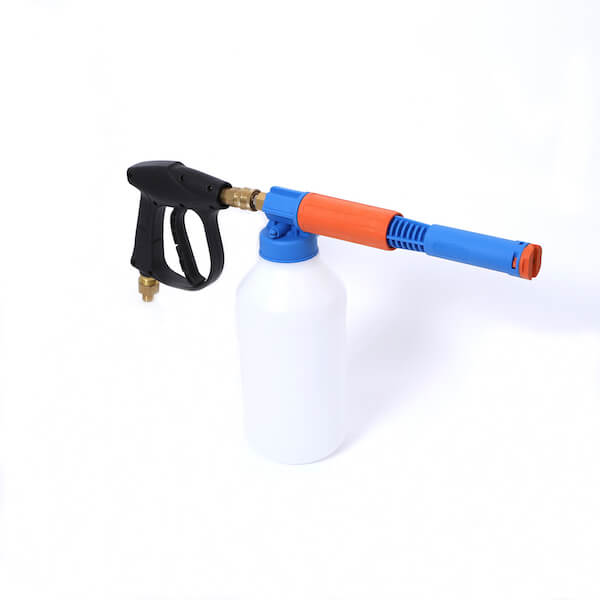 2L foam cannon with 1/4 inch quick connector