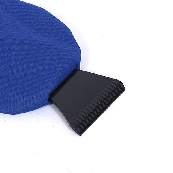car ice scraper glove head