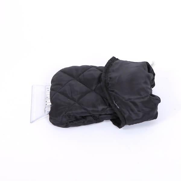 waterproof windshield ice scraper glove