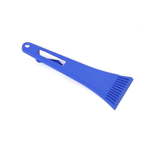 ice scraper with sun visor clip