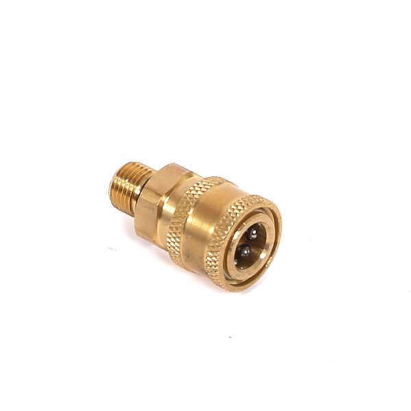1/4 inch male NPT pressure washer coupler